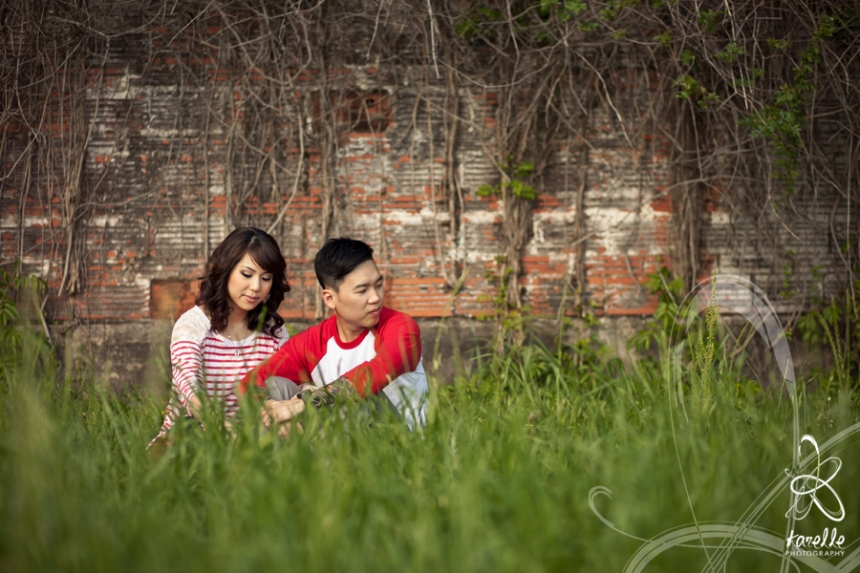 engagement photography for Regina and Simon
