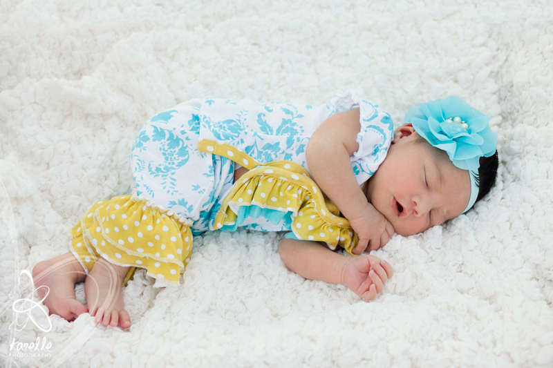Cypress baby session