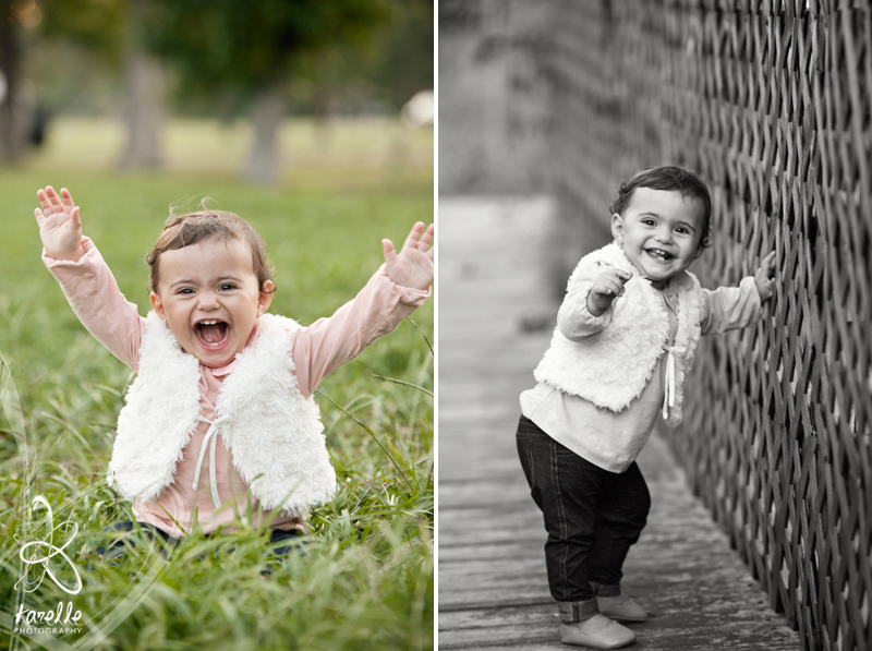 family and baby session in Spring by Karelle Photography