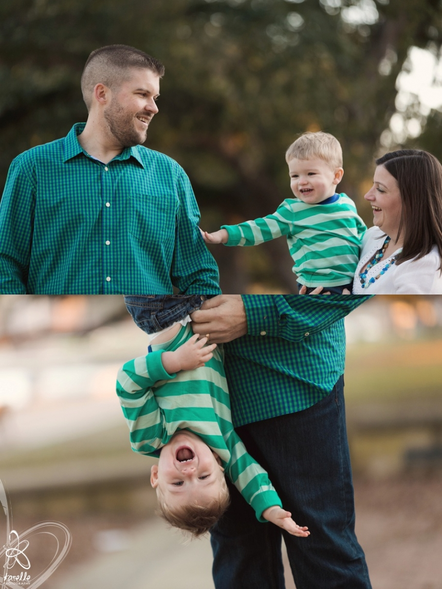 hermann park baby photographer