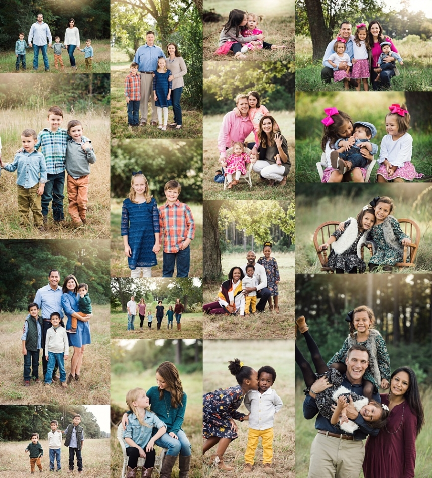 mini sessions in the woodlands houston