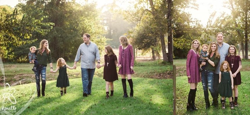 spring family photographer